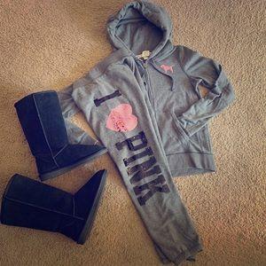 PINK VS track suit bundle 💕